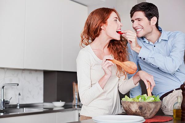 Kuhanje je idealan način provođenja vremena zajedno
