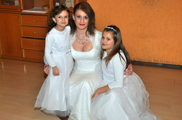 Marijana Varga vjenčanje