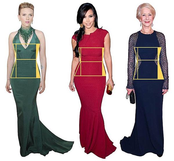 Scarlett, Kim i Helen su najsavršenije žene na svijetu po Zlatnom rezu
