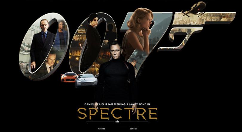 James Bond 007 James-bond-spectre-810x443