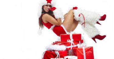 seksi božićni porno