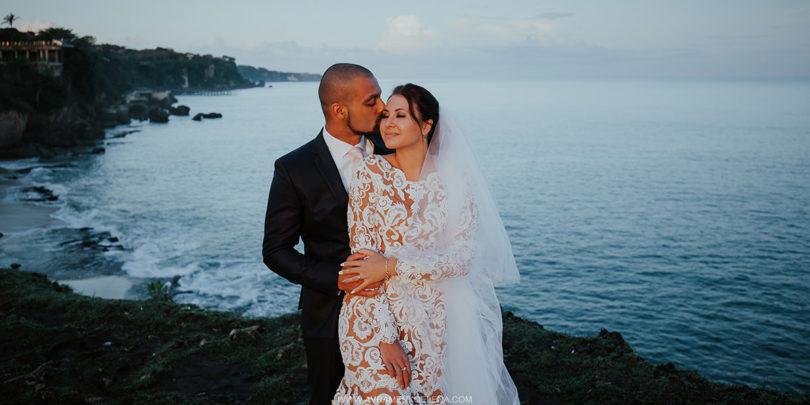 Savršeno vjenčanja Tatiane i Amira na Baliju (Foto: Elena Avramenko)